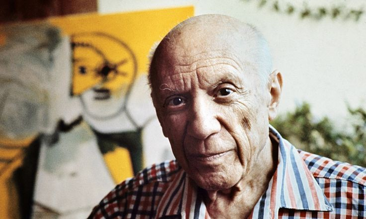 read about Picasso