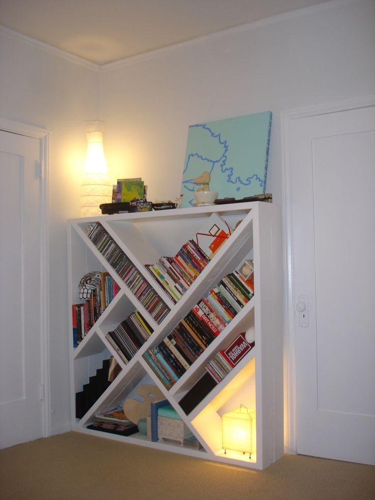 Unique Bookshelves Designs You Would Like To Own