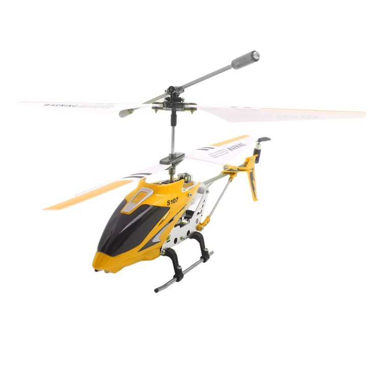 Syma S107G RC Helicopter 3CH Remote Control Helicopter Alloy Copter with Gyroscope Drone With LED & Flash Lights Kids Xmas Gifts //Price: $35.82     #smiles