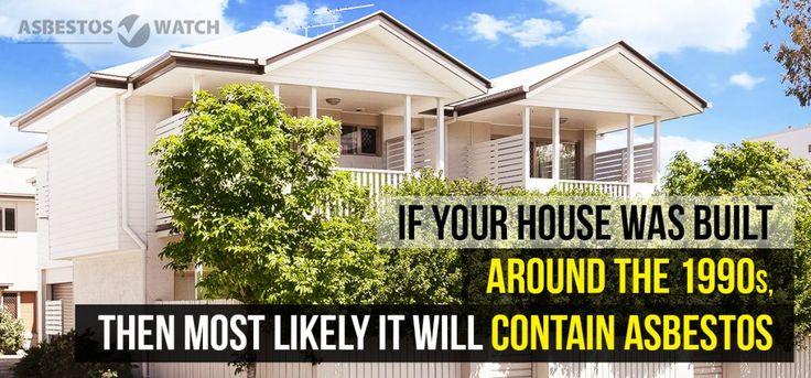 #Asbestos Removal #Cairns: Asbestos Dangers in Older Homes