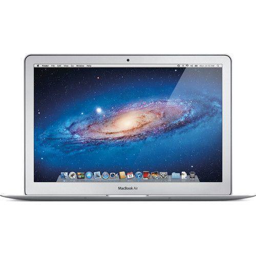 Image of Apple MacBook Air MC965LL/A 13.3-Inch Laptop Intel Core i5 4GB RAM 128GB Solid-State Hard Drive Mac