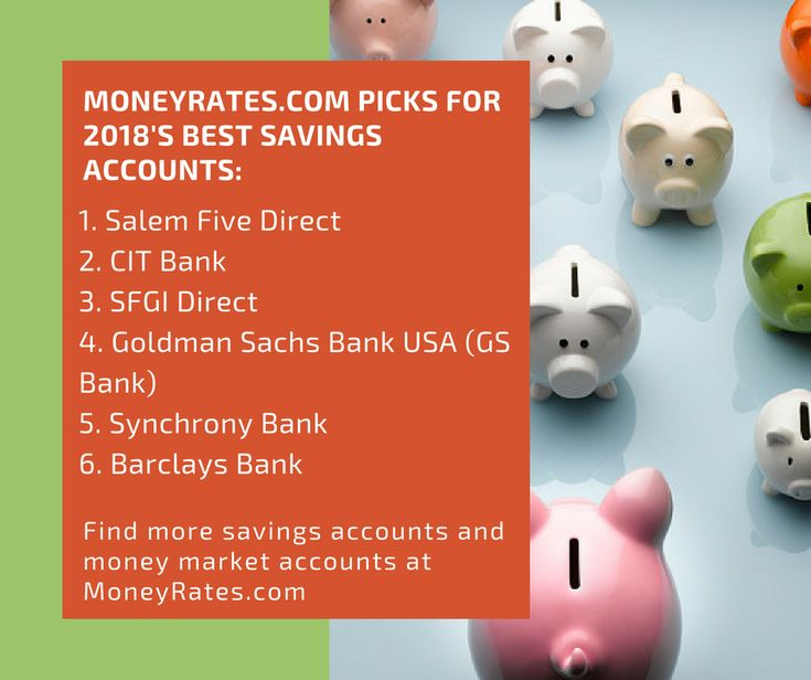 See where you can find the best #savingsaccount rates and money market rates for 2018 that are significantly higher than industry averages.