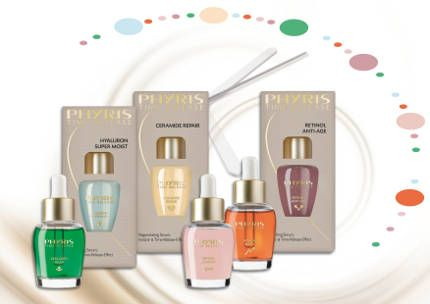 Time release serums
