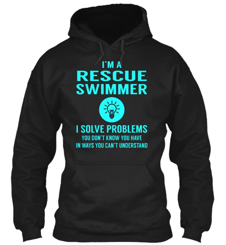 Rescue Swimmer - Solve Problems #RescueSwimmer