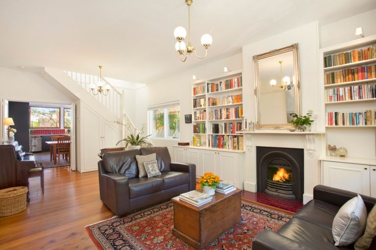 Warmth, character and tranquillity - 115 Trafalgar Street Annandale at Pilcher Residential
