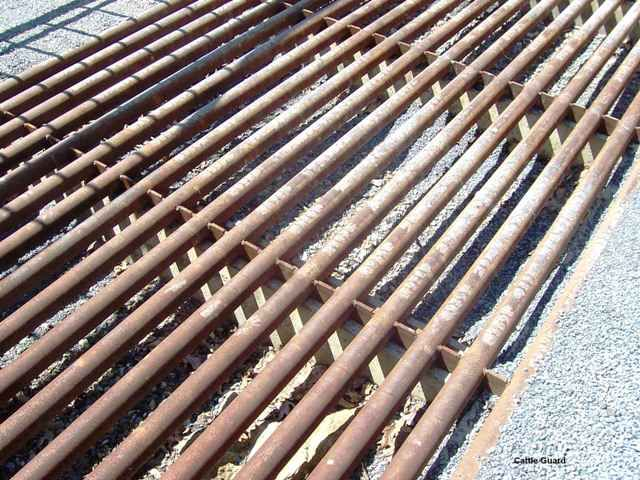 Cattle Guard Commercial Automated Gates Pinterest Cattle
