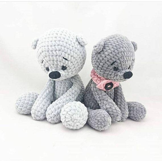 Teddy's - Jzamell Teddy's & Co. Amigurumi Teddy Bär mit Liebe ... | 564x570
