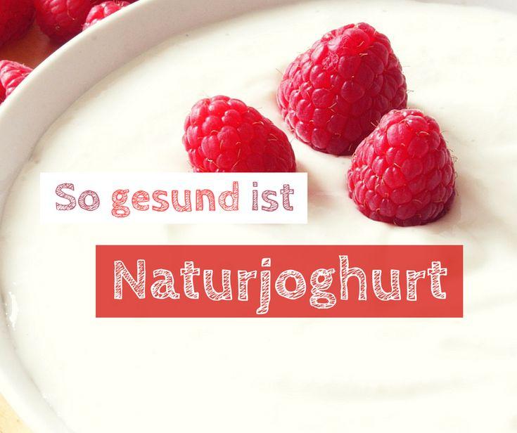 Wie Gesund Ist Naturjoghurt