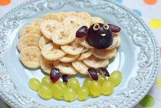 Tendenzialmente: Snack per bambini: sani e leggeri