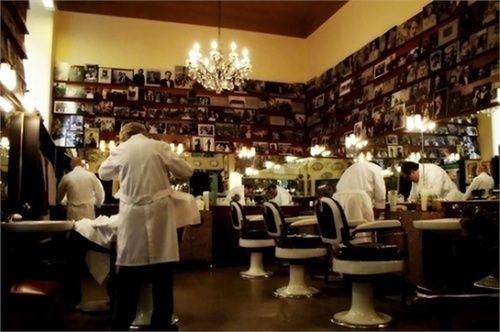 antica barberia Colla