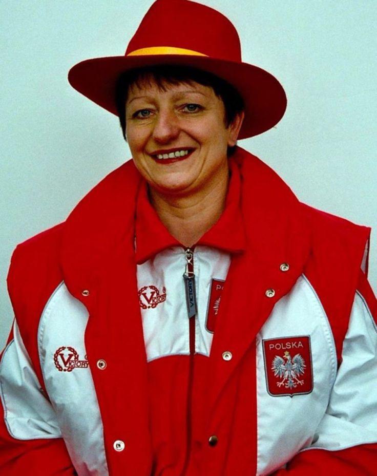 Trenerka gwiazd łyżwiarstwa na emeryturze #Oświęcim #MydlarzChruścińska #łyżwiarstwo #trener