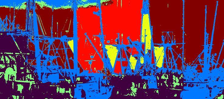 Abstract NJ boats (Boaty McBoatface)