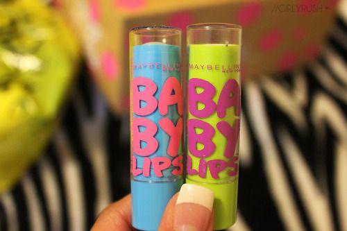 Love baby lipss.