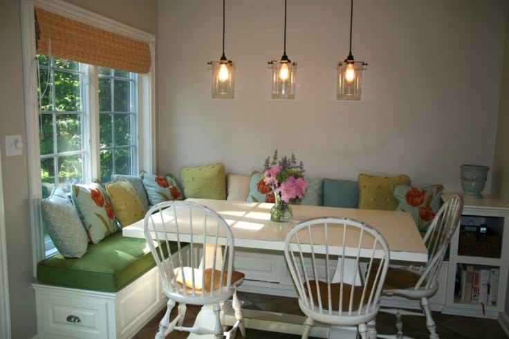 78+ Ideas About Banquette Dining On Pinterest