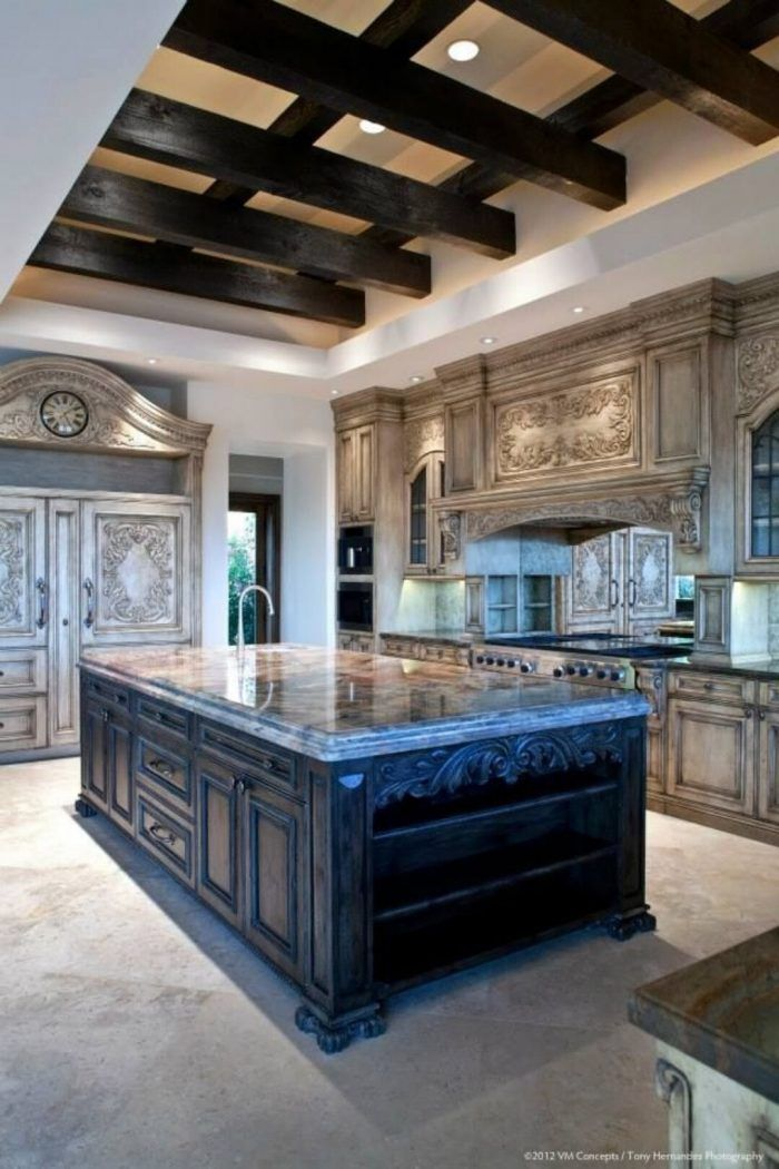 Best 25 Tuscan Kitchen Design Ideas On Pinterest Mediterranean Style Kitchen Counters