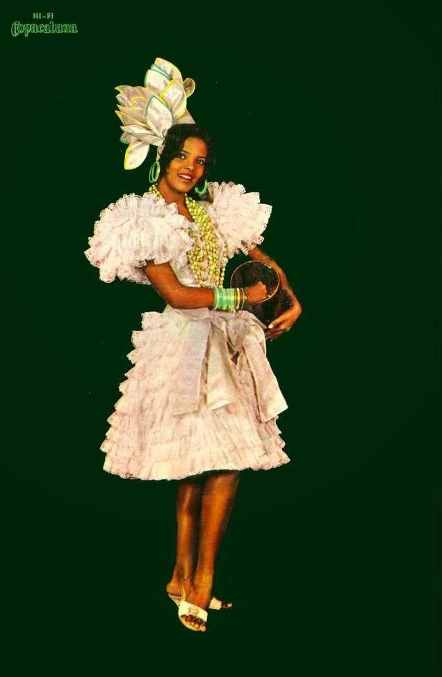 Miss TOP 05: A beleza de Vera Lúcia Couto dos Santos, nossa mulata bossa nova, Miss Brasil Beleza Internacional 1964!