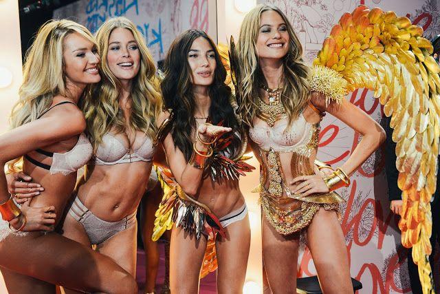 Завтрак чемпиона: что едят модели утром накануне шоу Victoria's Secret
