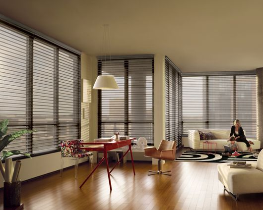 Luxaflex Silhouette Shadings Fabric Can Block Uv Rays