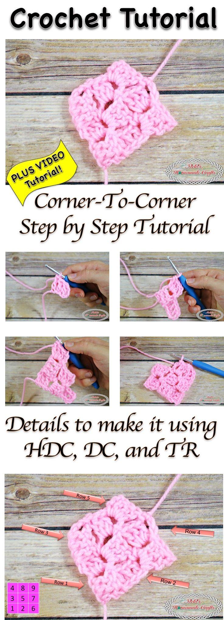 How To Do The Corner-To-Corner Aka C2C