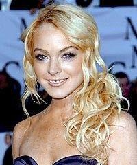 Lindsay Lohan - hair
