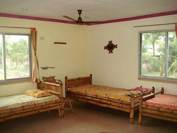 Rooms of United-21 Resort, Sunderbans