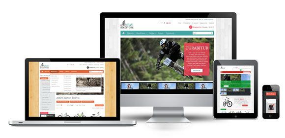 Quality responsive opencart themes