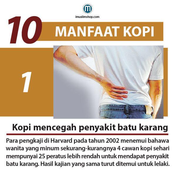 10 Manfaat Kopi #sebarkanmanfaat #imuslimshop #PhotoViral #ManfaatKopi