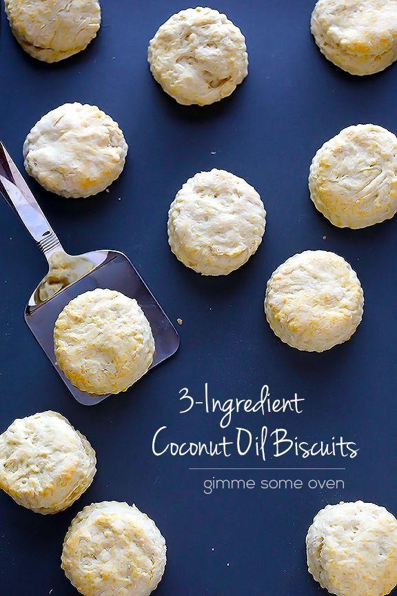 材料はたったの3つ☆すぐ出来るココナッツビスケットのレシピ