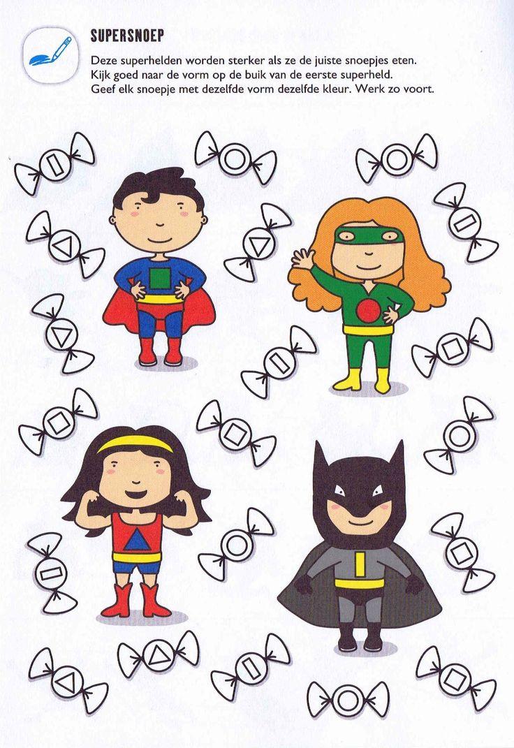 24 best superhelden images on Pinterest | Carnivals, Birthdays and ...