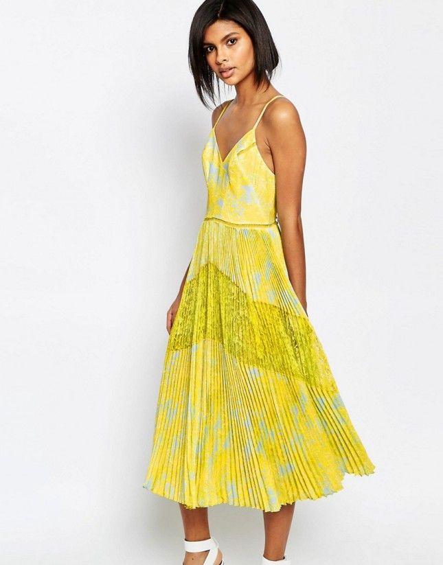 17 Best ideas about Yellow Sundress on Pinterest | Yellow dress ...