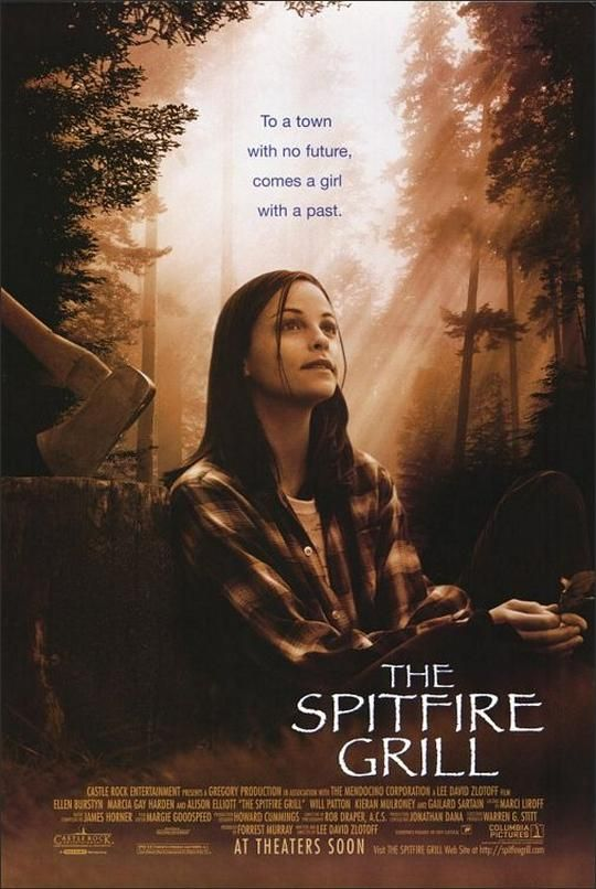 The Spiritfire Grill Movie Poster (1996)