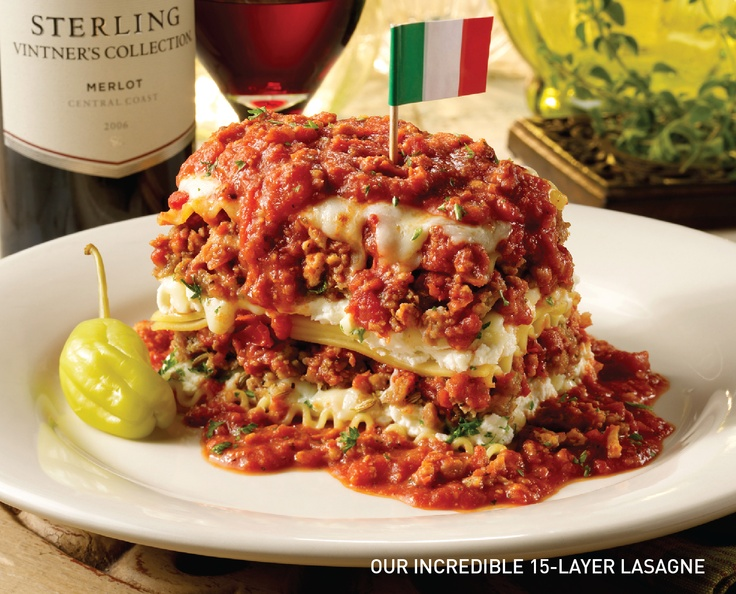 Our Incredible 15-Layer Lasagne