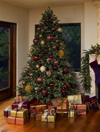 """The BH Balsam Fir Christmas Tree was named """"Best Overall"""" in the December 2007 Good Housekeeping Magazine article on artificial Christmas trees. http://www.balsamhill.com/Balsam-Hill-Balsam-Fir-Christmas-Trees-p/bfr-t.htm#"""