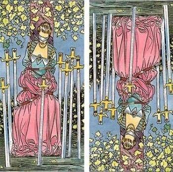 eight of swords tarot relationship