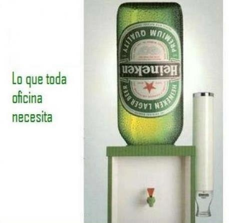 In the Bueno, entonces... office we look forward to Cerveza Fridays all week!  Y ustedes??