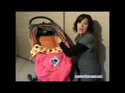 Bundlebean coperta 5 in 1 - Recensione di A Prova di Mamma.net | Review of the Bundlebean 5 in 1