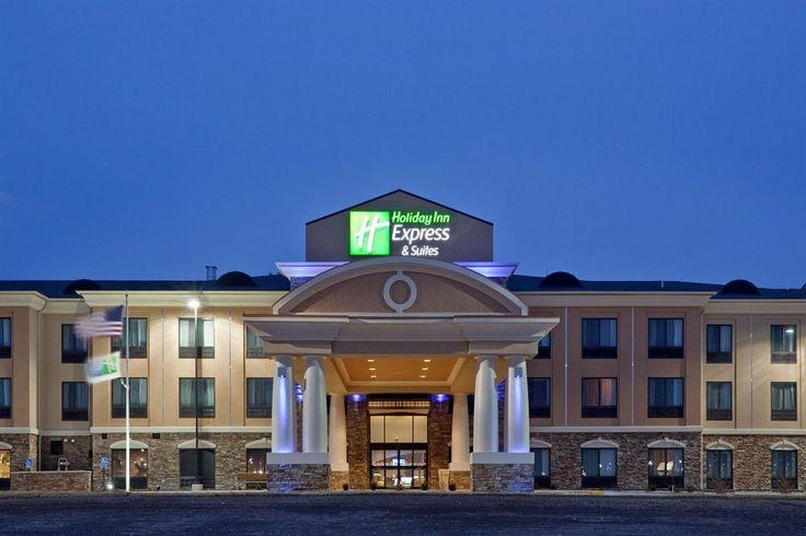 Holiday Inn Express Hotel & Suites Hays, KS