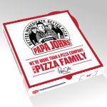 "Papa John's lanza campaña ""Pizza Family"" la semana del Super Bowl LI"
