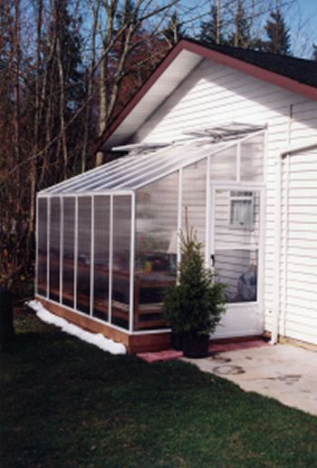 Lean-to Greenhouse, Polycarbonate Greenhouse, Greenhouse Kits