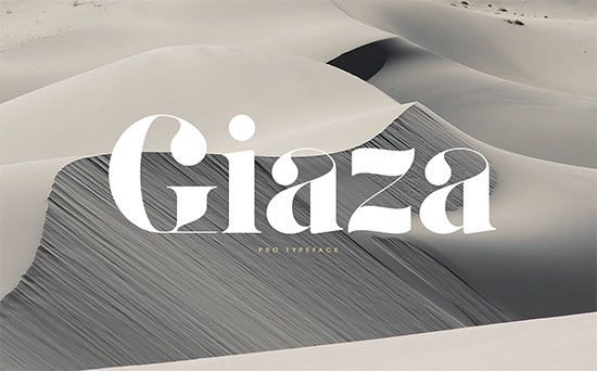 High-quality fonts can significantly improve your design by simply included them in the project you are working on. And here at Typography.id, we love to hunt great free fonts and share it with you. Today we present a multilingual display font called Gizas Pro by Anthony James.   Download Gizas…
