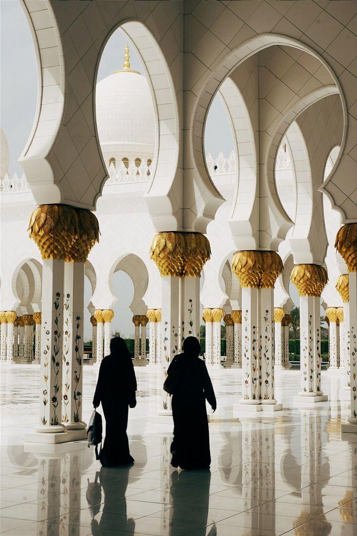 Sheikh Zayed Grand #Mosque, #AbuDhabi.