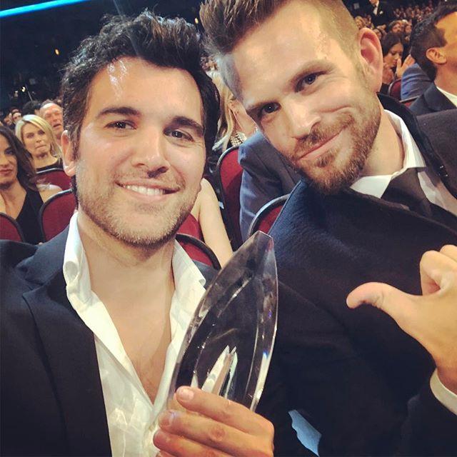 Juan Pablo Di Pace & John Brotherton - Choice Awards