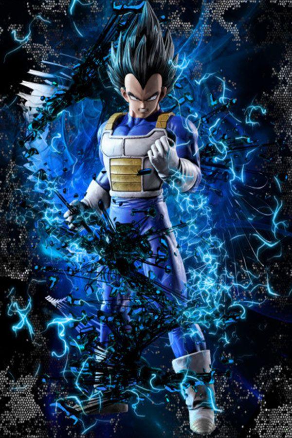 Jump Force Vegeta Poster By Syanart Displate Dragon Ball Super Manga Dragon Ball Super Art Dragon Ball Artwork