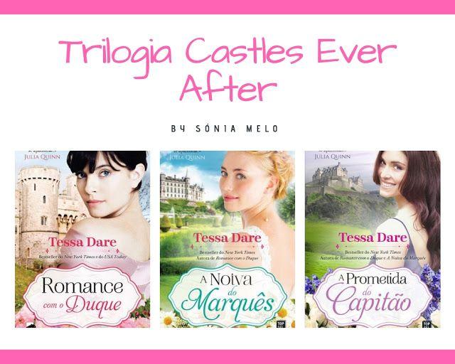 Trilogia Castles Ever After Tessa Dare Mundo