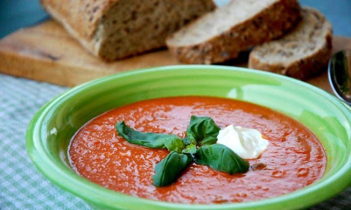Tomatová polévka