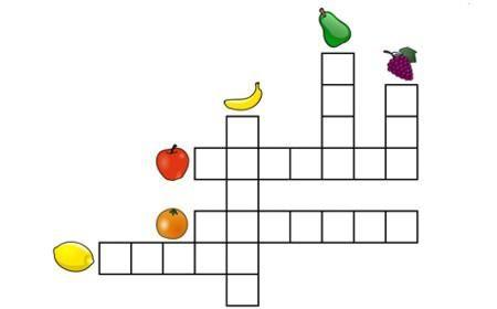 fichas de lectoescritura infantil crucigramas sopas de letras - Buscar con Google
