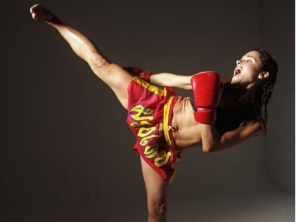 how to work up to kickboxing everyday