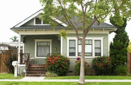 Exterior Paint Color Combinations | ... colors are primarily for you and your family to enjoy exterior colors