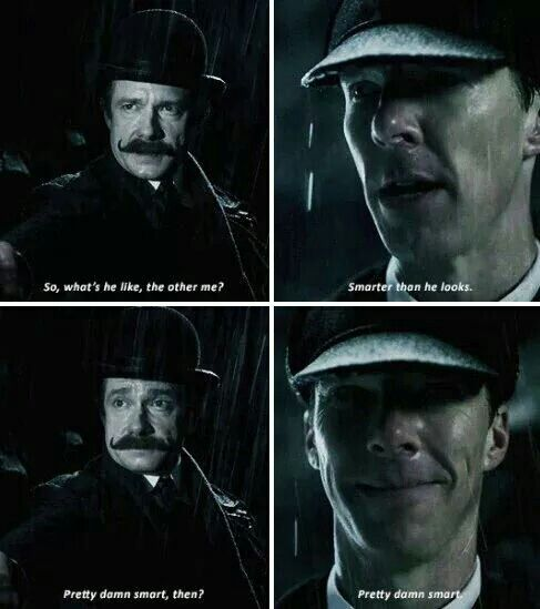 The Abominable Bride - Sherlock Christmas Special