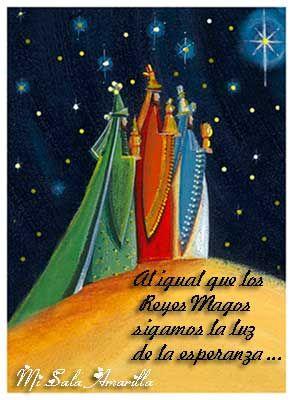 Mensaje de Día de Reyes.